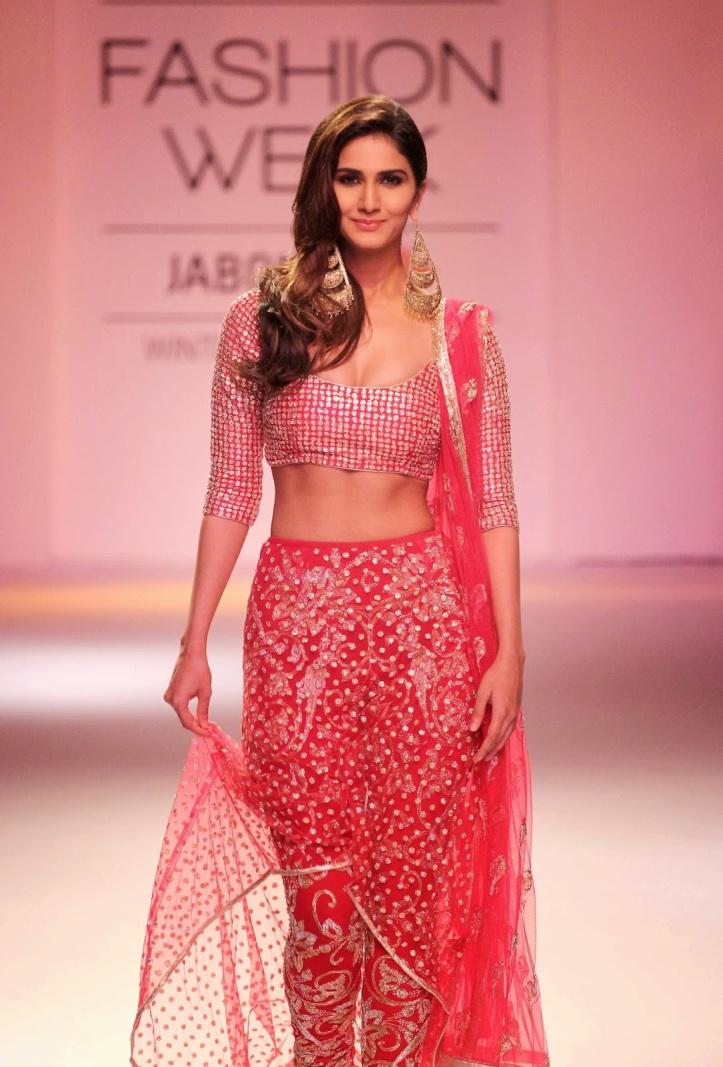 Vaani Kapoor Photos at Lakme Fashion Week 2014 (14)